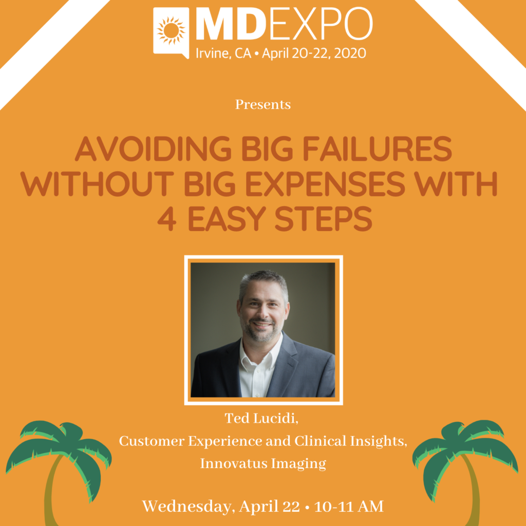 Avoid Big Failures with Ted Lucidi