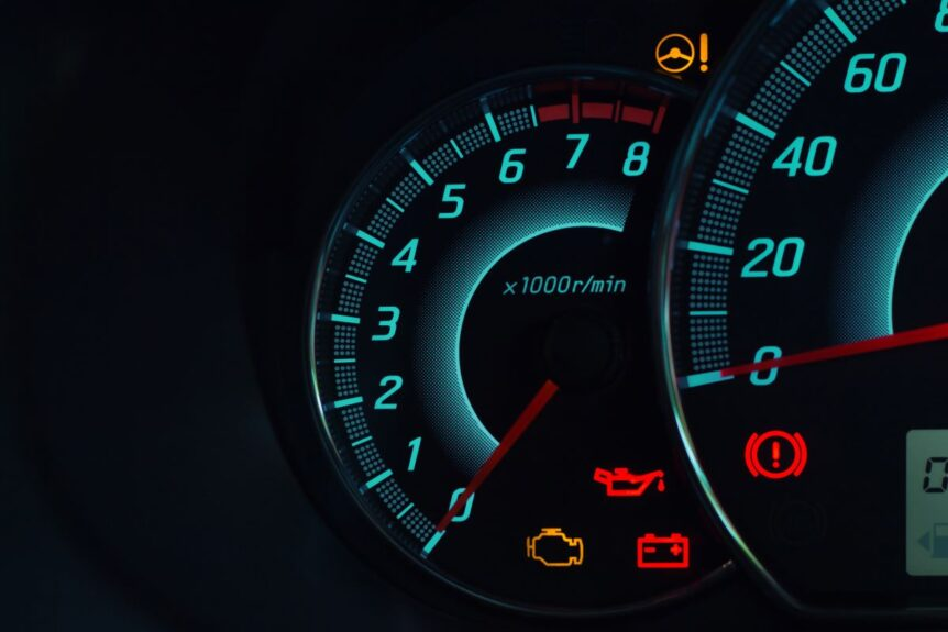 Gauges and Warning Lights