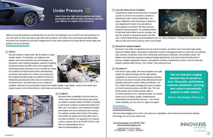 Under Pressure Whitepaper
