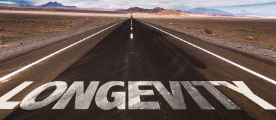 Photo of open road suggesting longevity